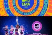 유럽 최대 음악 축제 '2020 EMA', 16일 SBS MTV 국내 독점 방송
