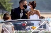키스가 '위험한' 세상, 코로나 그리고 결혼식