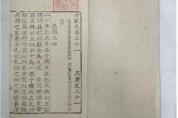 '고려사'고려시대 역사서로는 첫 보물 지정 예고