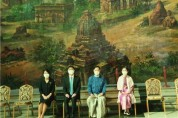 (국영문)  미얀마 바간벽화 안내서 제작 전달식 개최