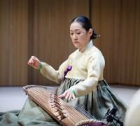 2020 한국음악 명인전, 전 국립국악원장 김해숙 명인의 가야금 연주