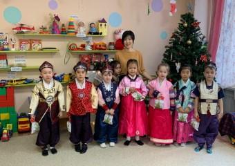 사진으로 보는 한러수교30주년기념 러시아 청소년들과 함께